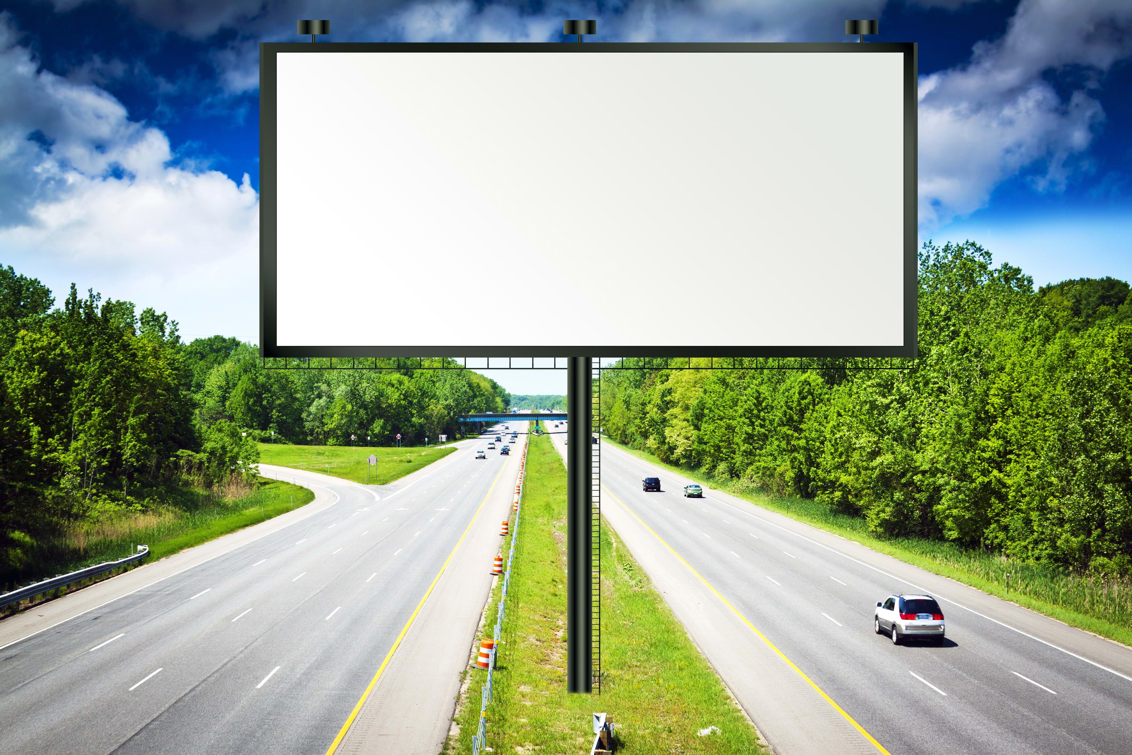 Билборд: преимущество такого рода рекламы